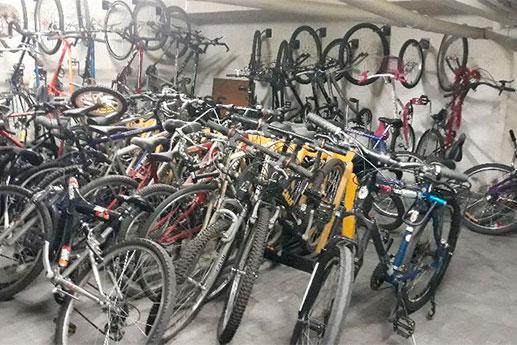 bicicletas para doacao